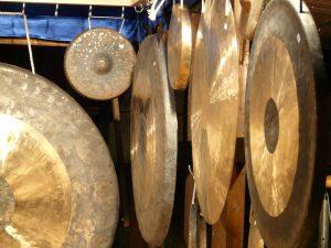 gong zvočne kopeli