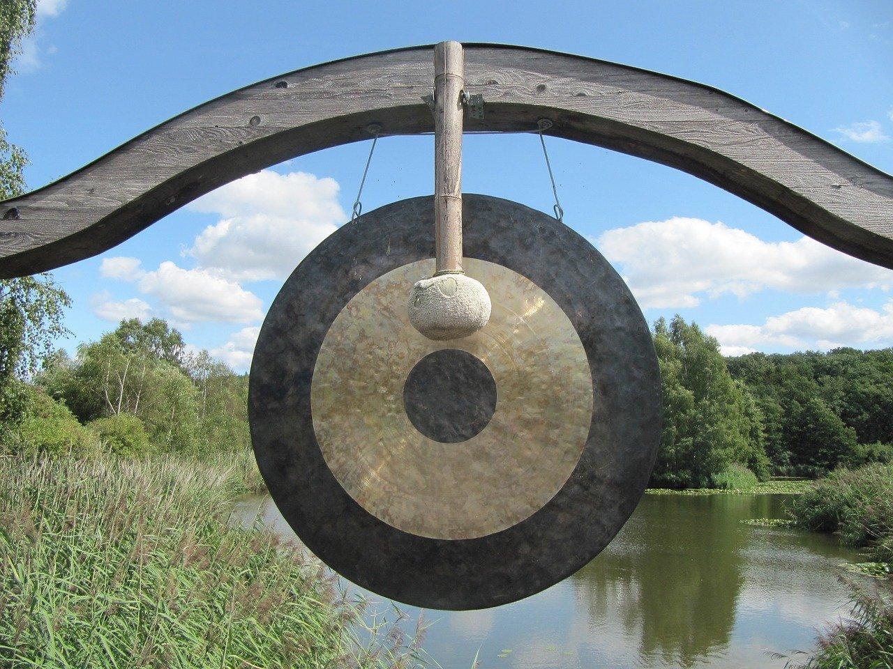 gong zvočna kopel