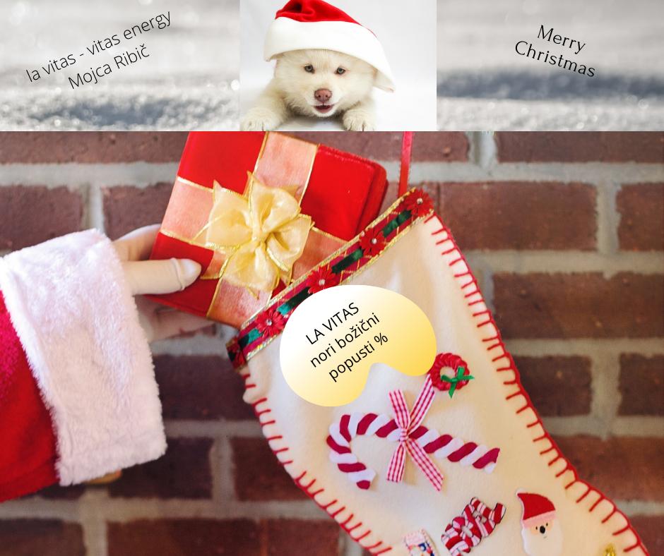 la vitas nori božični popusti